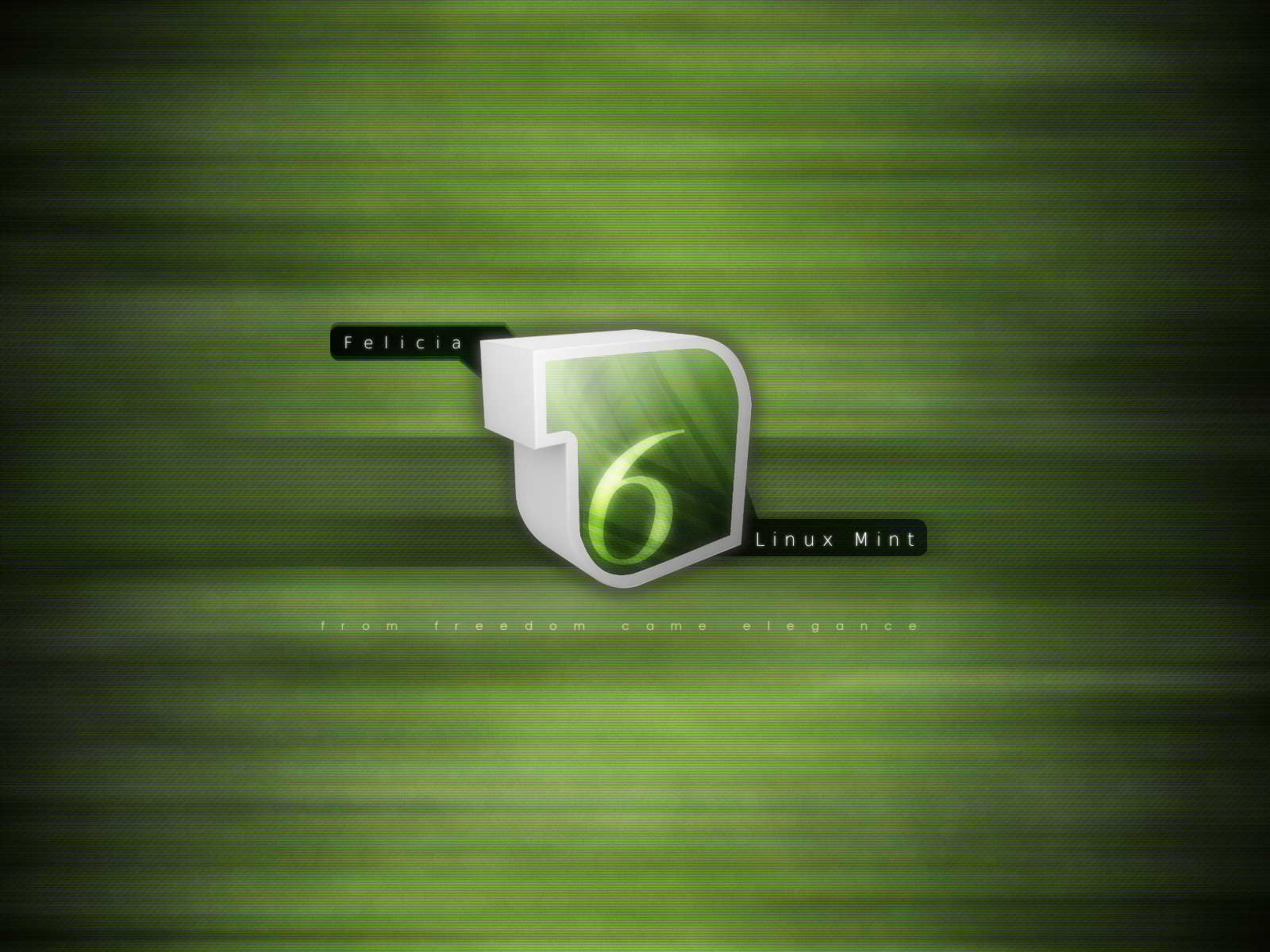 Linux Mint 6 Concept by adriannvl