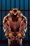 Wolf-Man 14 COver