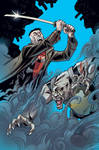 Wolf-Man 16 Cover