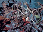 Wolf-Man 25 Cover