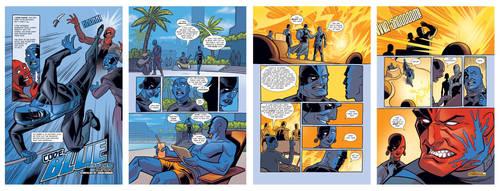 Code Blue Story by JasonHoward
