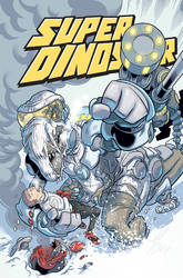 Super Dinosaur 2 Cover