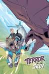Super Dinosaur 3 Cover