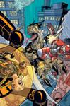 Super Dinosaur 5 Cover