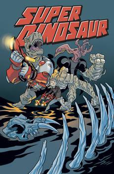 Super Dinosaur 9 Cover
