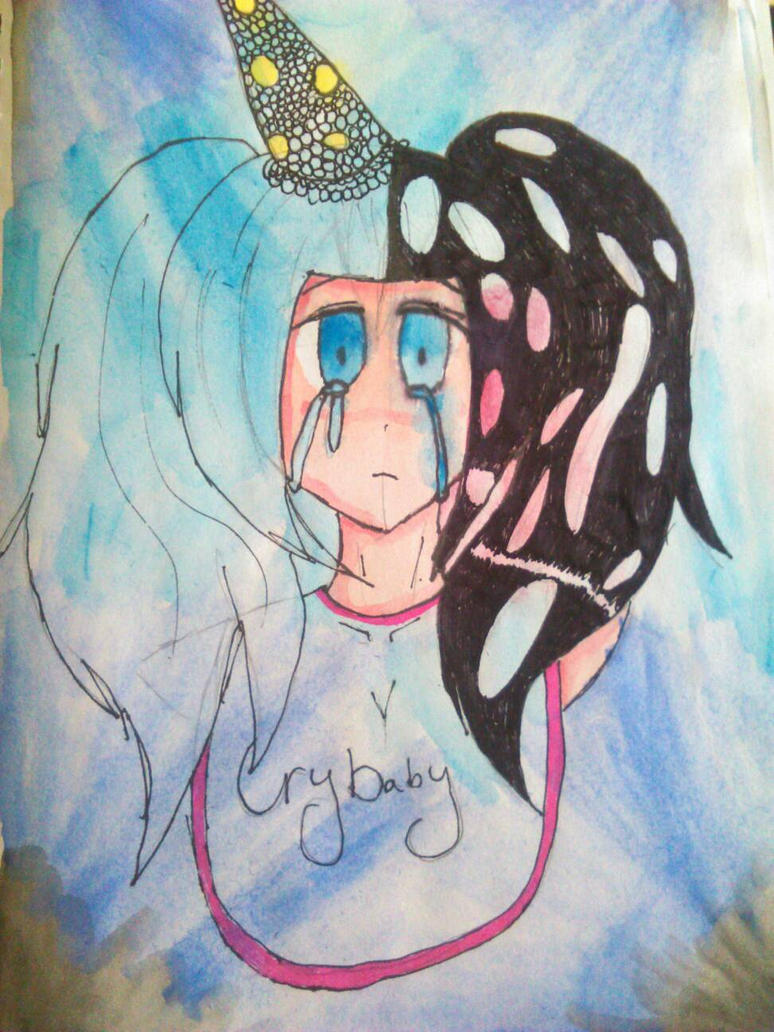 cry baby by the-anime-snowflake