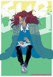 SUB: Belakane Reads