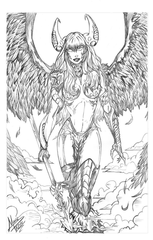 Angelus by mpazin