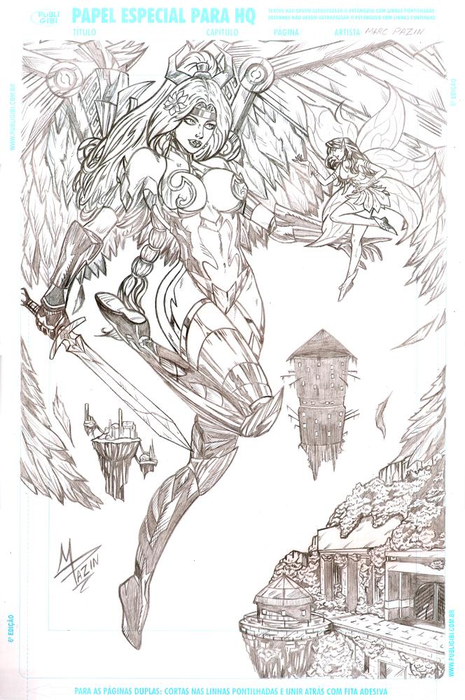 Angel Fairy by mpazin