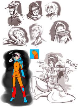 11.13.2011 Sketchjam session