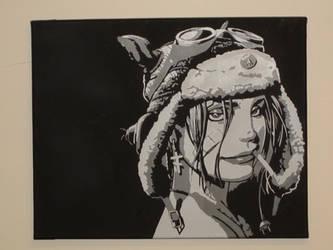 Tank Girl by 25-o-1