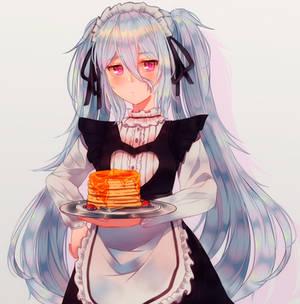 {FAN ART} Pancakes