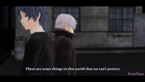 Fake Anime-style Screenshot