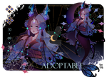 Blue Heart Adopt Auction CLOSED - Ty!