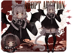 Little Vampire Auction CLOSED - Thank you!