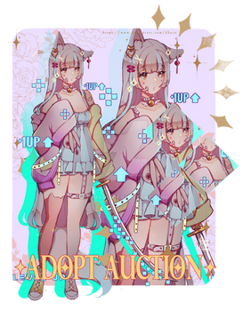 Level Up! Auction CLOSED - Thank You!