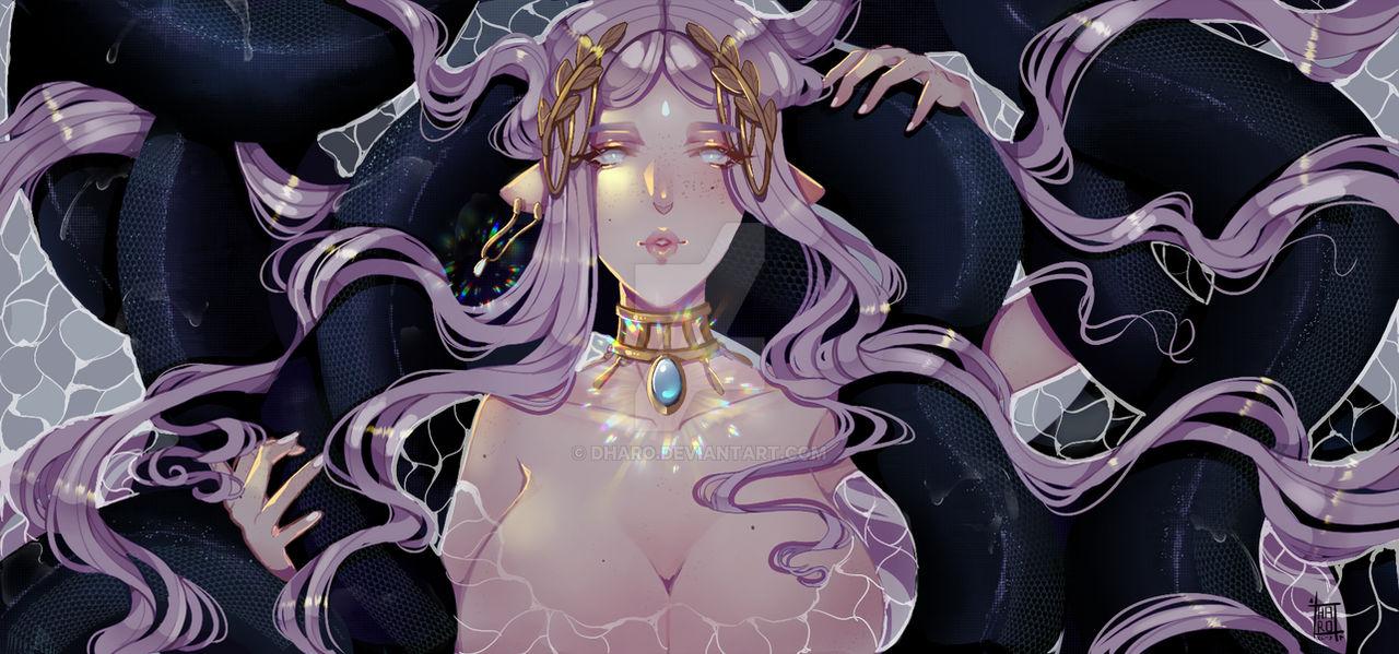 Alma - Original Character