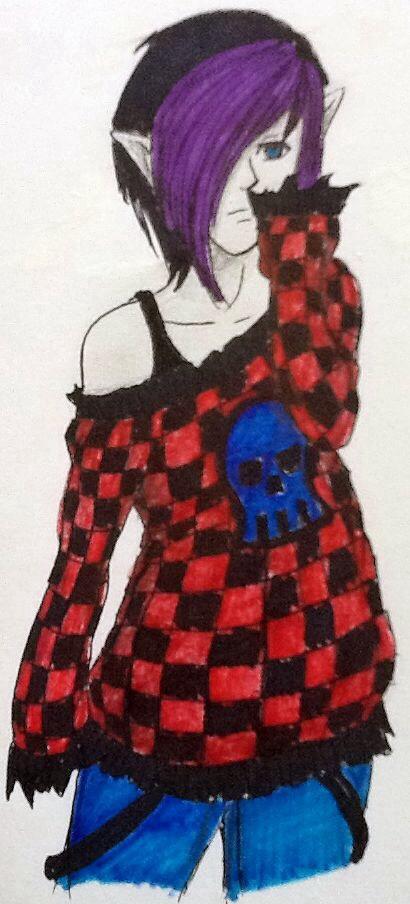 Sara:colored (update) by missakura
