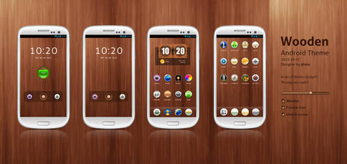 android Theme by seevisual