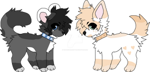 Canine And Feline Adopt (2/2 Open)