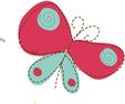 Mariposa Pink by editaciones