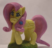 MLP:FIM Fluttershy model by uBrosis