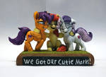 MLP:FIM We Got Our Cutie Marks!