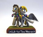 MLP FIM: Let's do the Time Warp again!