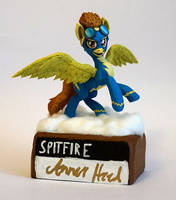 MLP:FIM Spitfire, signed! by uBrosis