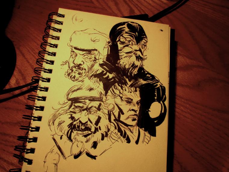 SketchBook 2 by Laharu