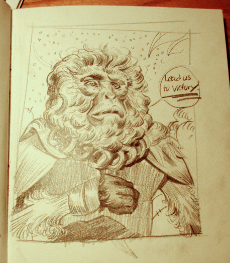 Good Ape by Laharu