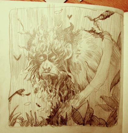 Bad Ape by Laharu