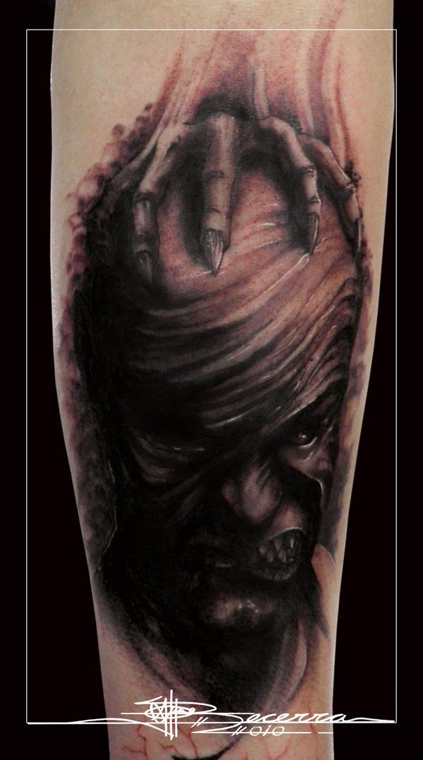 Tattoo nightmare by jbecerra on deviantart for Is tattoo nightmares still on