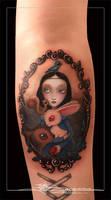 Tattoo Blancanieves