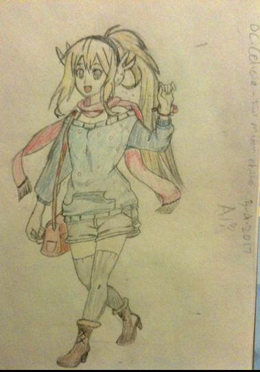 Cecilia Modern Day Clothing by Luna98980