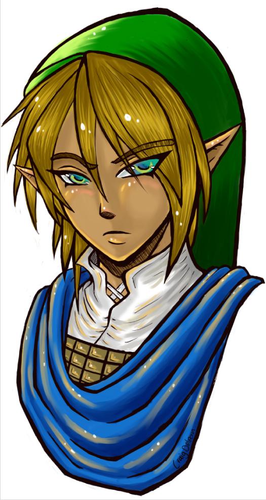 Link Sai Doodle by Mimibert