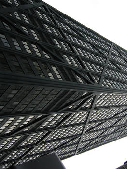 hancock tower, chicago