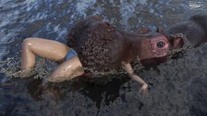 2018-10-21 RNR Don't swim in muddy waters by Devouriant