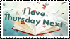 Thursday Next Stamp by ImpetusKorin