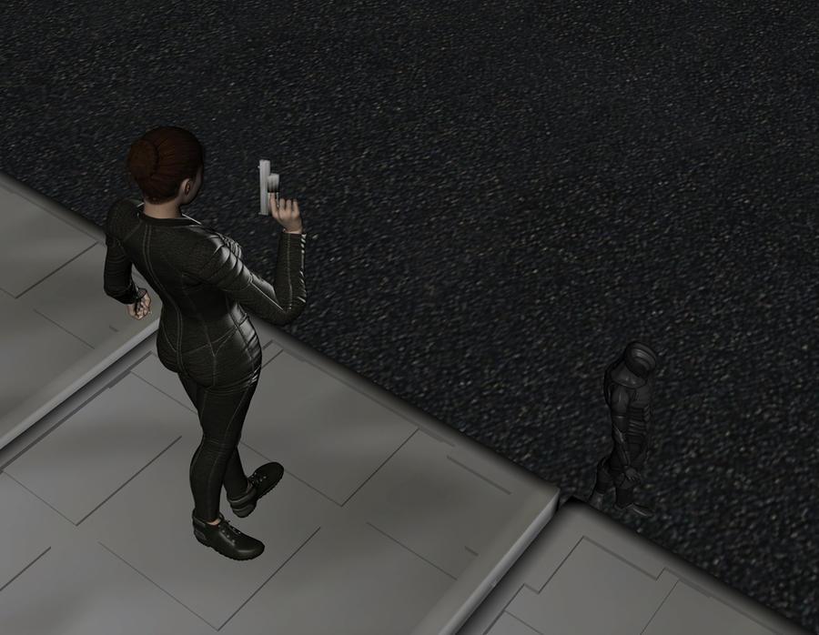Agent Joanna Dark by ImpetusKorin