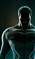 Hero Toon Batman by 6and6