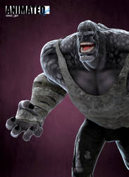 Killer Croc AS Promo by 6and6