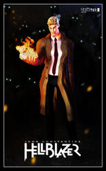 Animated Style John Constantine by 6and6