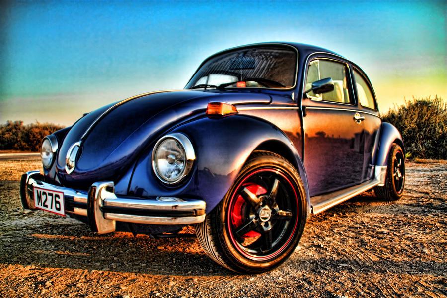 Famous vw beetle 1303 M276 hdr by urch on DeviantArt DU18