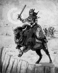 Bison Rider
