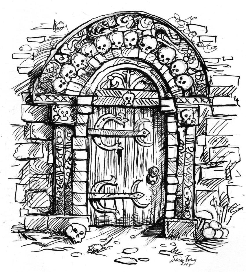 Dungeon Door - Simon Bray 300dpi jpg by Blackyinkin ...  sc 1 st  Blackyinkin - DeviantArt & Dungeon Door - Simon Bray 300dpi jpg by Blackyinkin on DeviantArt