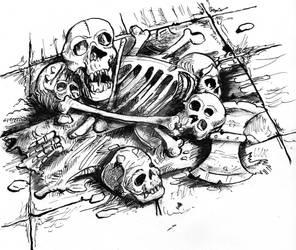 Pile of Bones 300 dpi Jpg Simon Bray