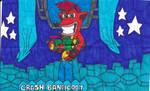PlayStation All-Stars - Crash Bandicoot
