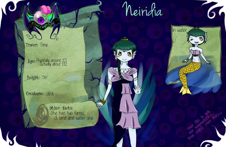Neridia - Hiems Mansion by AdenChan