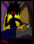 Simpsons: Death opens my door